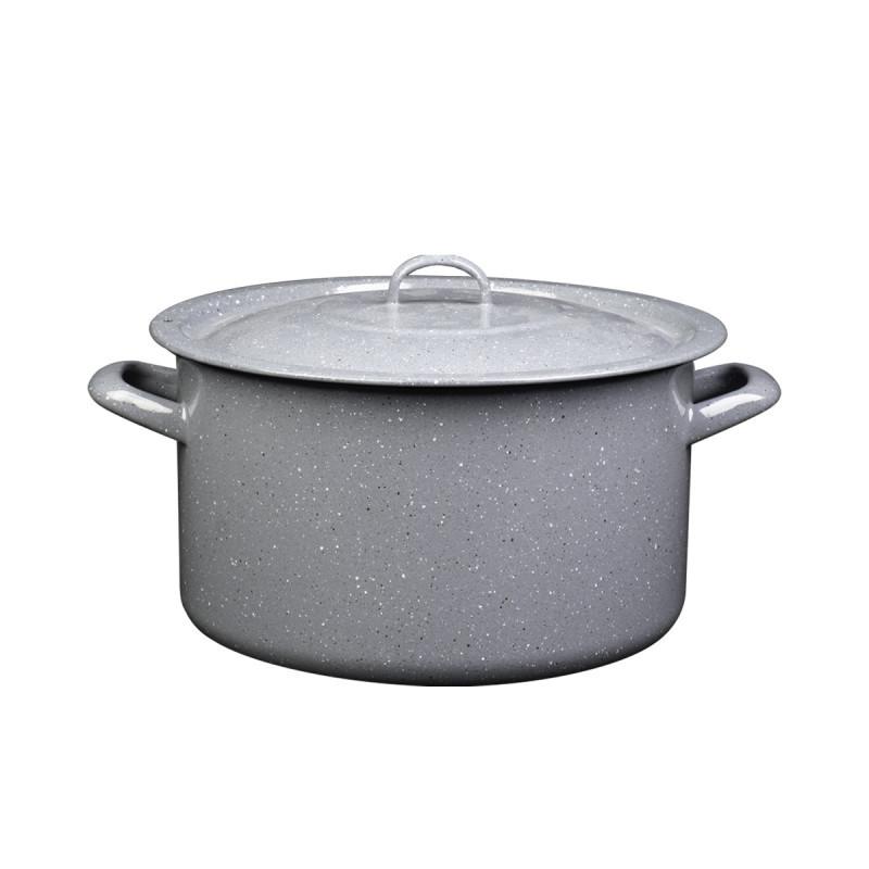 Metalac duboka posuda SIVA 32cm/16lit