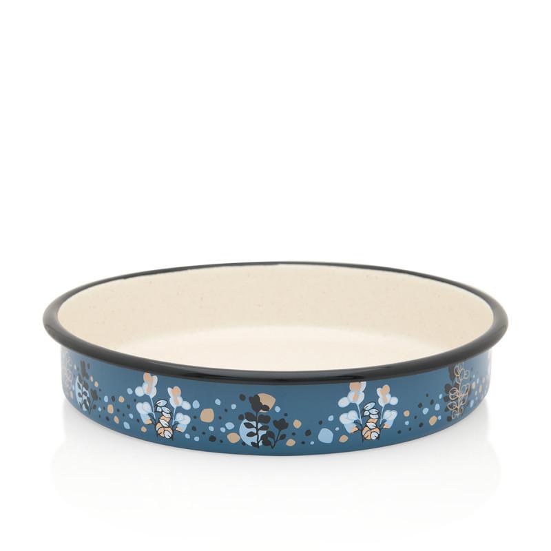 Metalac okrugli pekač BLUE COOKING DELIGHT 28cm