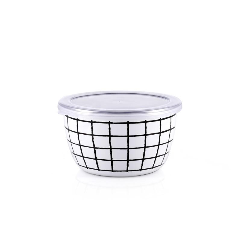 Metalac posuda za čuvanje hrane DOTS&LINES 14cm/1,1lit