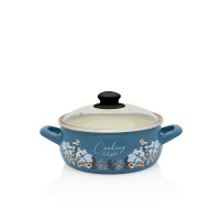 Metalac plitka posuda BLUE COOKING DELIGHT 16cm/1,6lit