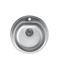 Metalac inox usadni sudoper Venera E510 sifon ø90