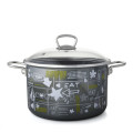 Metalac duboka posuda FB FOOD 24cm/6,75lit