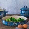 Metalac okrugli peka? BLUE COOKING DELIGHT 28cm